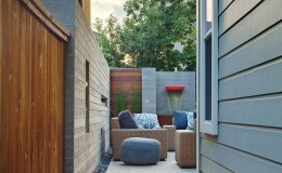 Courtyard at Mueller by J-Squared Architecture & Boothe Concrete