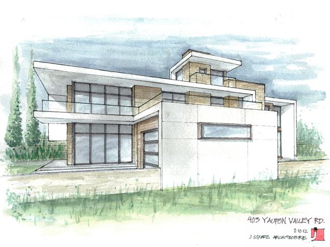 Private Home, Westlake